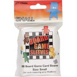 Board Game Sleeves Small (44 x 68 mm) 100 pcs