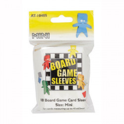 Board Game Sleeves Mini (41 x 63 mm) 100 pcs