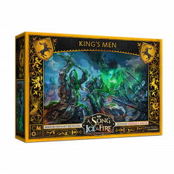A Song of Ice & Fire: Tabletop Miniatures Game - King's Men