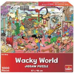 Wacky World: Animalerie (1000)