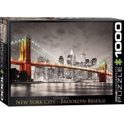 New York City - Brooklyn Bridge puzzle (1000)