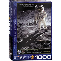 Walk on the Moon puzzle (1000)