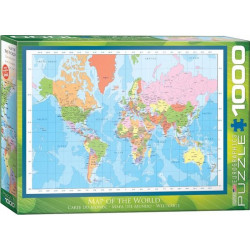 Map of the World (1000)