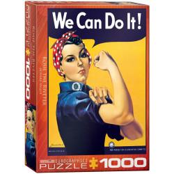 Rosie the Riviter (1000)