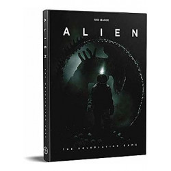 ALIEN The Roleplaying Game Core Rulebook