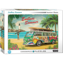 VW endless Summer puzzle (1000)