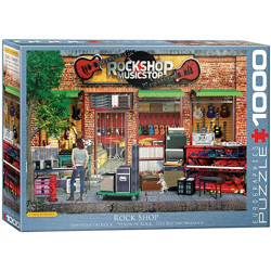 Rock shop puzzle (1000)