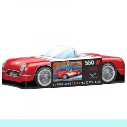 Corvette cruising puzzle (550)