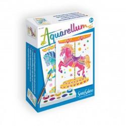 Aquarellum Mini - Horses