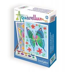 Aquarellum mini - butterfly