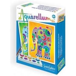 Aquarellum Mini - elephant