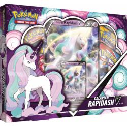 Pokémon V box - Galarian Rapidash