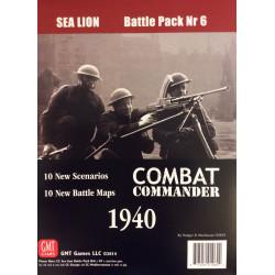 Combat Commander: Battle Pack nr 6 Sea Lion