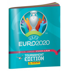 UEFA Euro 2020 Tournament Edition Sticker Starter Pack