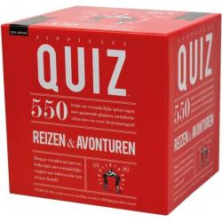 Jippijaja Quiz: Resor & Äventyr