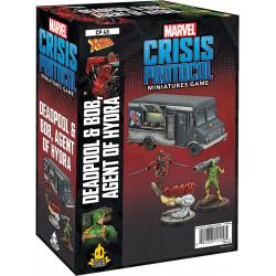 Marvel: Crisis Protocol – Deadpool & Bob, Agent of Hydra