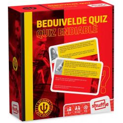 Belgian Red Devils Quiz