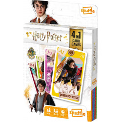 Harry Potter: 4 in 1 Card Games
