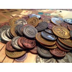 Viticulture Metal Libra Coins