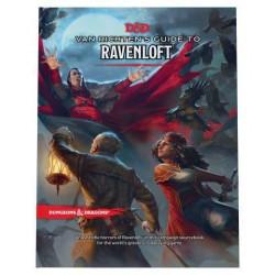 D&D 5.0 - Van Richten's Guide To Ravenloft