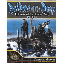 Raiders of the Deep: U-boats of the Great War, 1914-18
