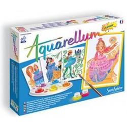 Aquarellum Junior: Grimm's Fairytales
