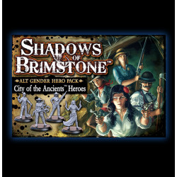 Shadows of Brimstone: City of the Ancients – Alt Gender Hero Pack