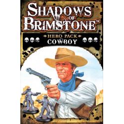 Shadows of Brimstone: Cowboy Hero Pack