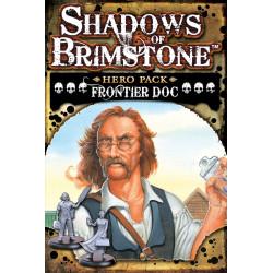 Shadows of Brimstone: Frontier Doc Hero Pack