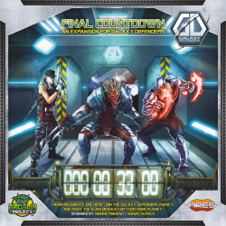 Galaxy Defenders: Final Countdown