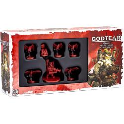 Godtear: Maxen, the Artificer & Gearhawks