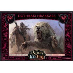 A Song of Ice & Fire: Tabletop Miniatures Game – Targaryen Dothraki...