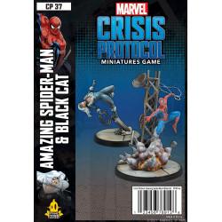 Marvel: Crisis Protocol – Amazing Spider-Man & Black Cat