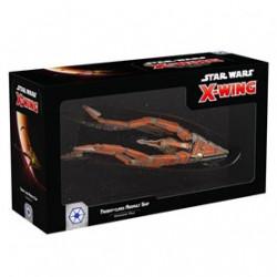 Star Wars x-wing trident class assault ship