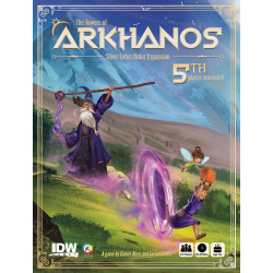 The Towers of Arkhanos: Silver Lotus Order Expansion