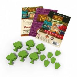 Tiny Towns-Bomen Mini Uitbreiding