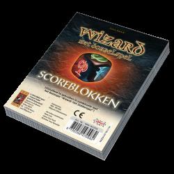 Scoreblokken Wizard Dobbelspel - 3 stuks