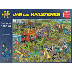 Jan Van Haasteren - Food Truck Festival (1500)