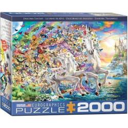 Unicorn Fanatasy Puzzle (2000)