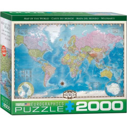 Map of the World Puzzle (2000)