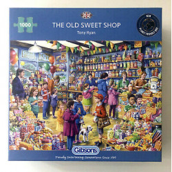 The Old Sweet Shop Puzzle (1000)