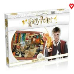 Harry Potter Hogwarts Puzzle (1000)