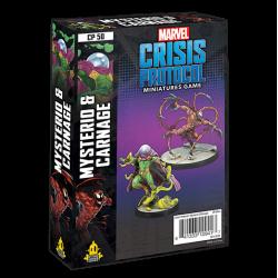 Marvel: Crisis Protocol – Mysterio & Carnage