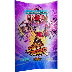 UniVersus DLC 3 - Street Fighter Chibi