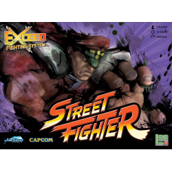 Exceed: Street Fighter – M. Bison Box
