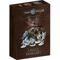 Sword & Sorcery: Ancient Chronicles – Lawful Familiars