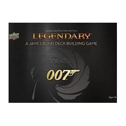 Legendary:007 A James Bond Deck Building Game