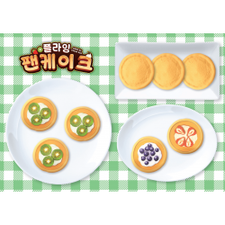 Yummy Yummy Pancake: Promo Boards