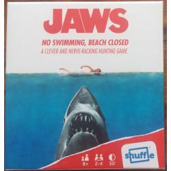 Jaws: No swimming, beach closed
