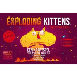 Exploding Kittens: Party Pack Editie